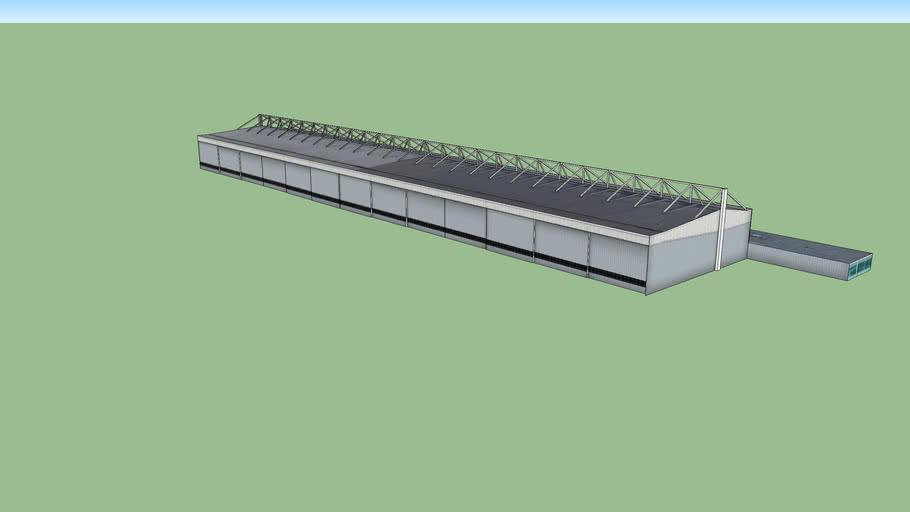 ExpressJet Hangar CLE
