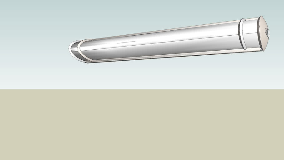Raven Forward Throw Optic Wall and Ceiling Fixture - CV1808 Visa Lighting