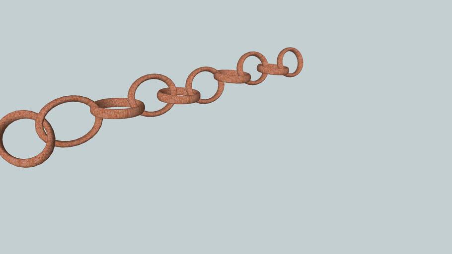 cadena de eslabones