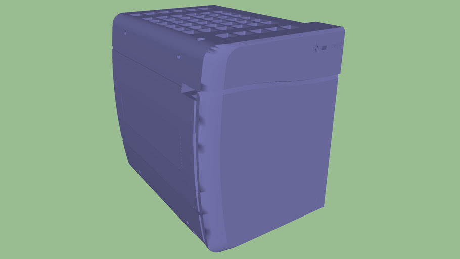 Rockwell Automation - Allen-Bradley - Controllogix Series - 1756-PB72 - 24VDC PSU