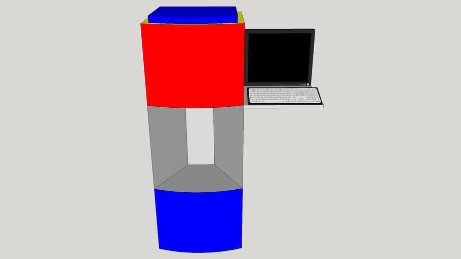 Tambur Color Mixer