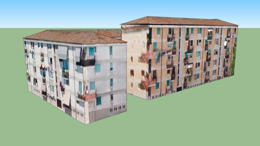 Edifício da Veneza VE, Itália