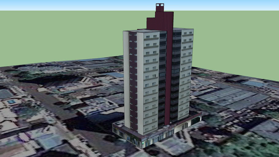 Edifício Laury Sonda-Cascavel-PR
