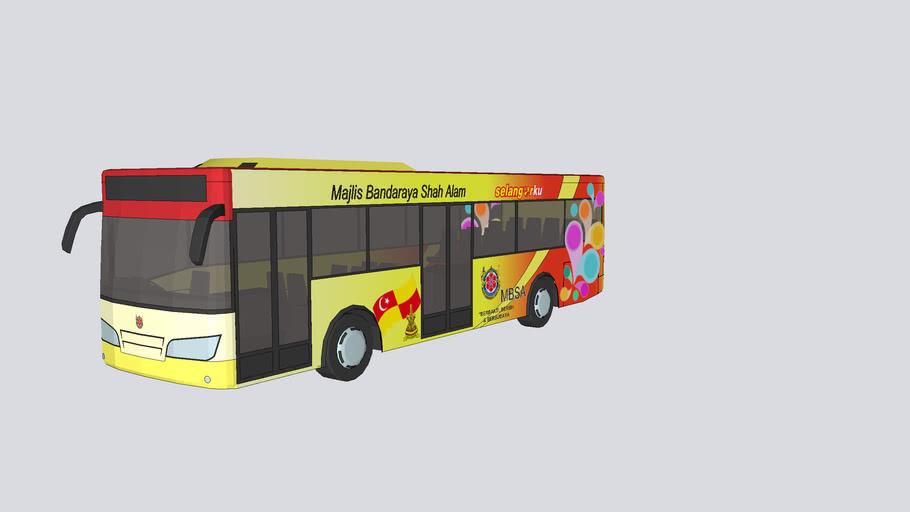 Free Bus Selangor MBSA