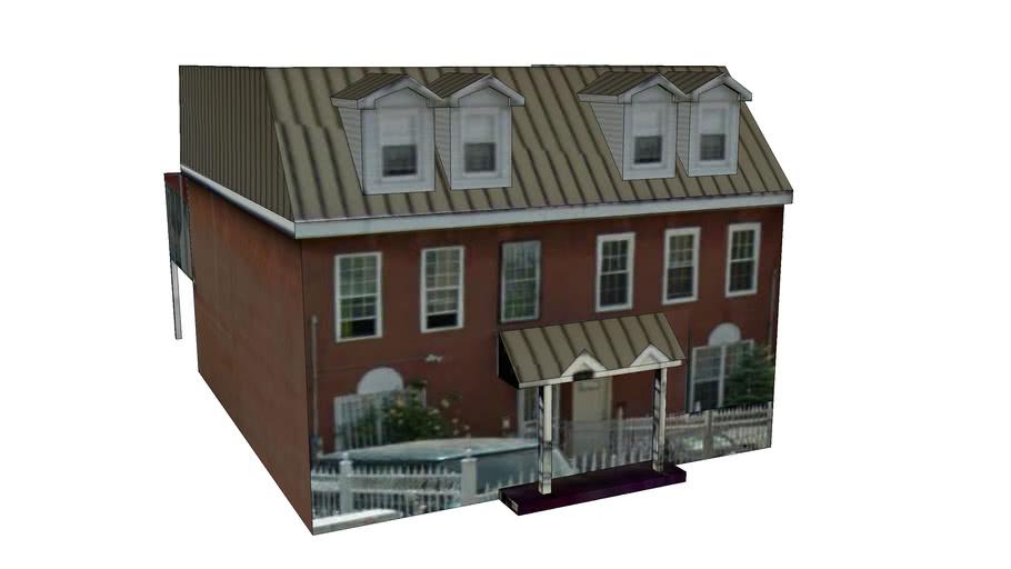594-6 Beck St. House