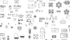 2D Furnitures