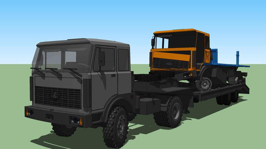 MAZ ЧМЗАП-5523