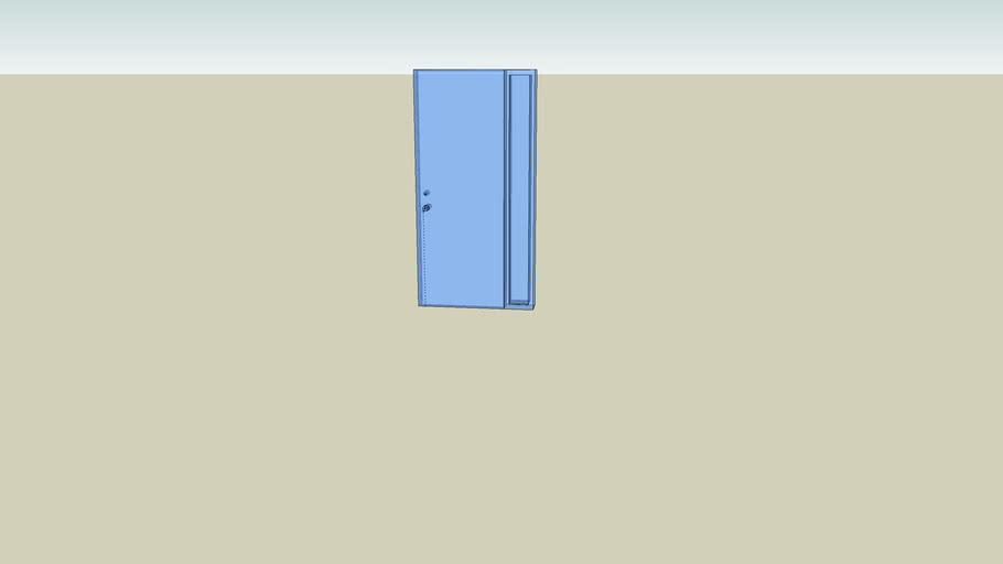 FIXED Rm. 7 Door