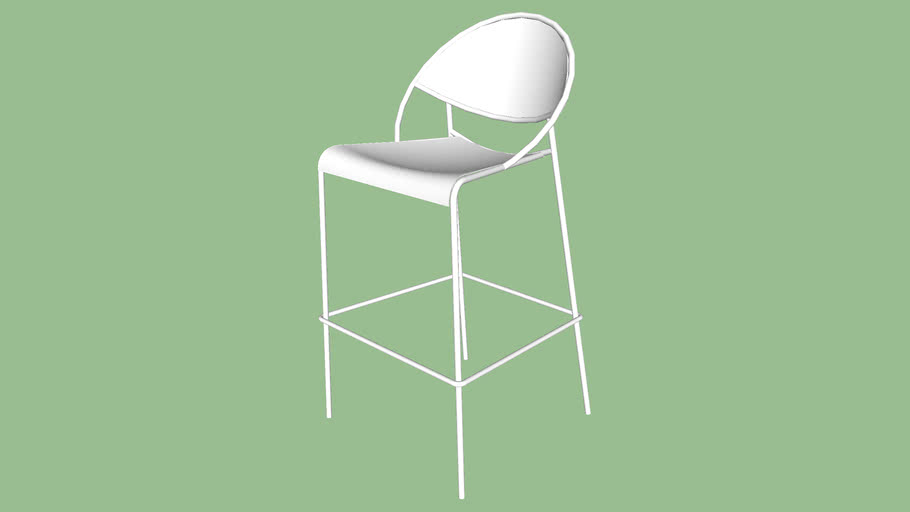 Opla Outdoor Stool