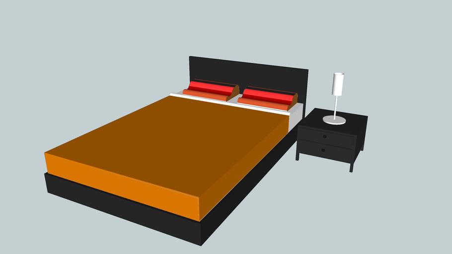 bed 1 by zdbaw