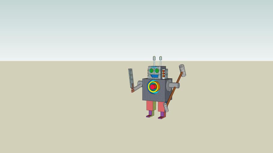 storm's robot