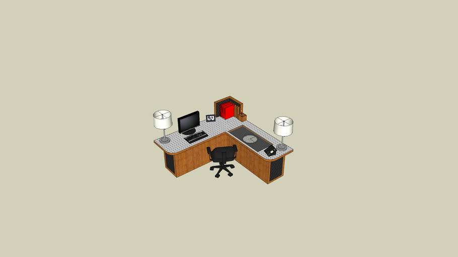 bureau desk