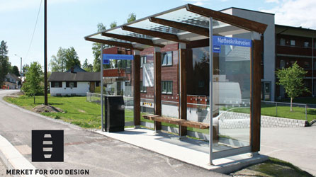Moment® bus shelters