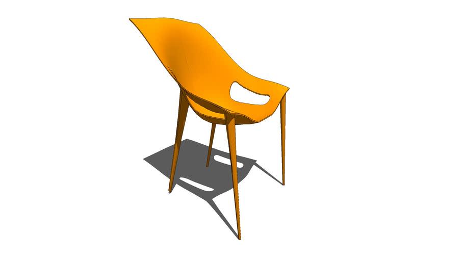 Kartell - Cadeira Dr. Yes
