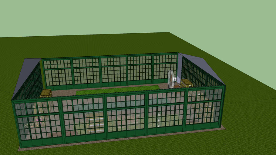 Noah's Greenhouse Model