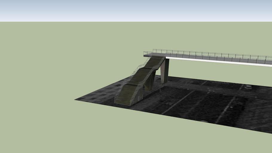 Waterloo foot Bridge