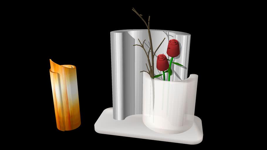 Set Of Vases V