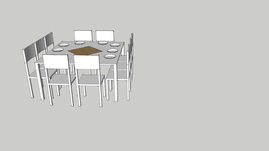 mesa salão 1