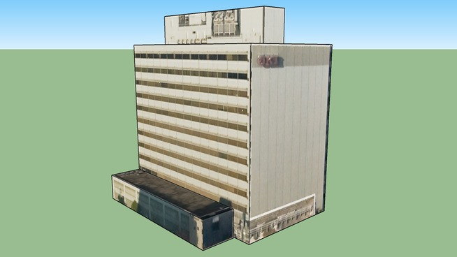 沖電気 ビジネスセンター5号館