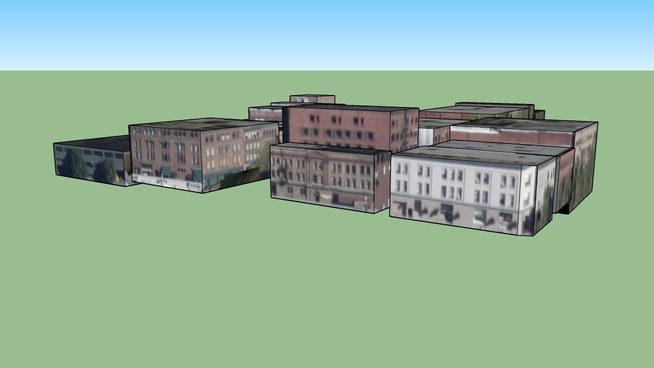 Building in 美国华盛顿州西雅图
