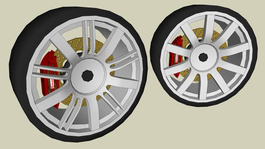 Tuning Wheels
