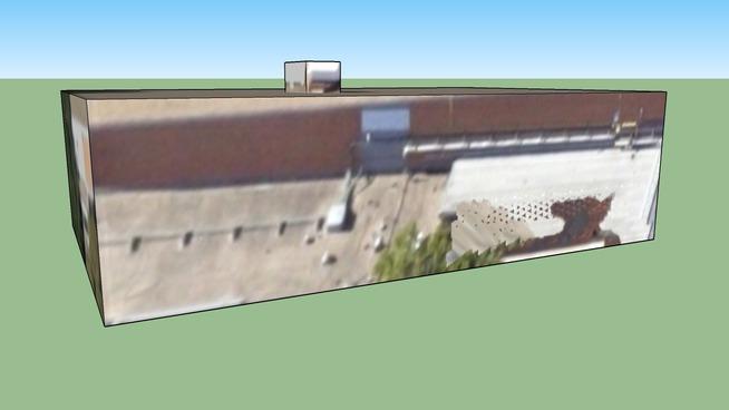 Bâtiment situé Austin, TX, USA