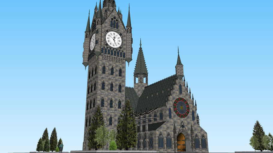 Tower of the Clock
