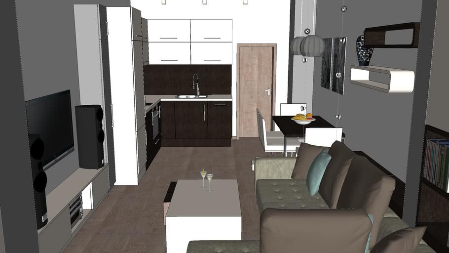Apartament borovo1