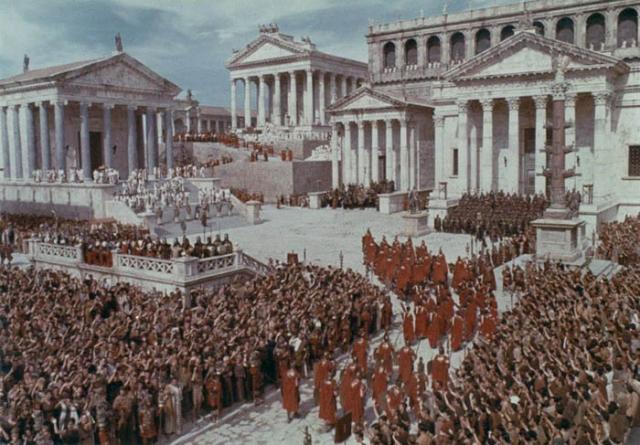 Forum Romanum. Здания Римского Форума