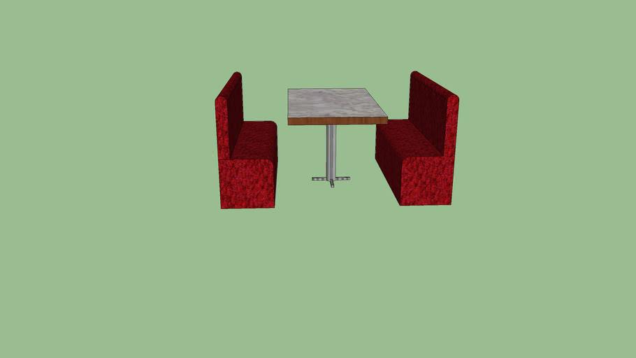 diner both red