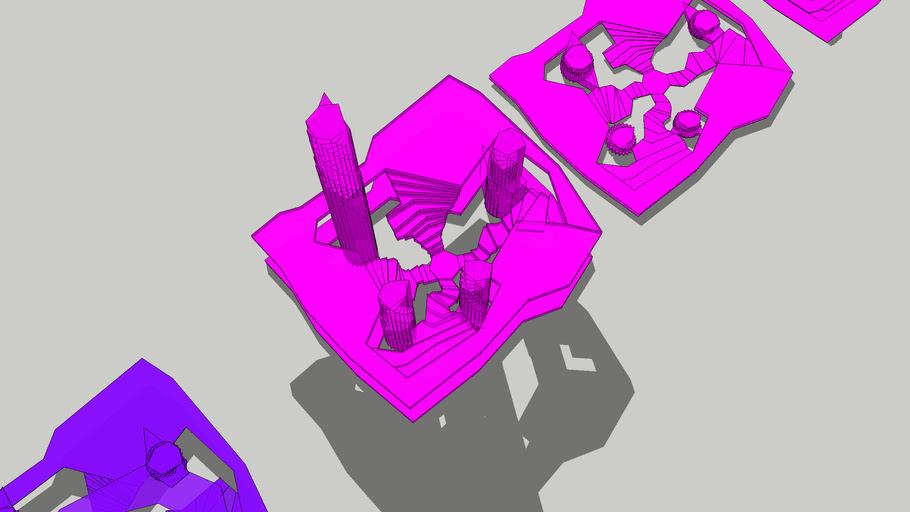 3DGameDesignLevels7Pack3