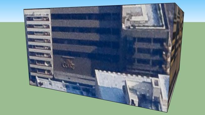 Construção em Johannesburg, República da África do Sul
