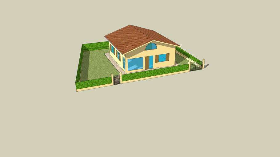 piccola casetta di abitazione (forte dei marmi)