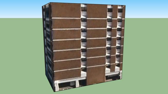 Building in Victoria 3182, Australia