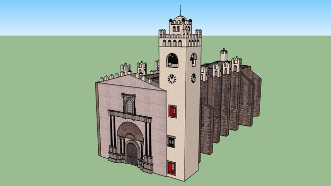 Ex convento y capilla abierta de Actopan