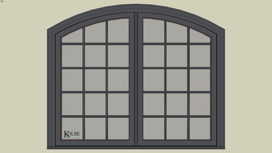 """Kolbe Ultra Segment Head Casement KUE25-SEG (F.S. 6'-0"""" x 5'-0"""" R.O. 6'-0 1/2"""" x 5'-0 1/2"""")"""