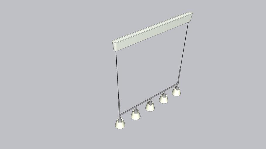 Candeeiro TYBBLE IKEA