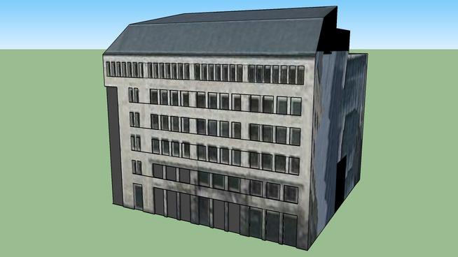 Unter den Linden 76, Berlin, Germany - Embassy of Hungary
