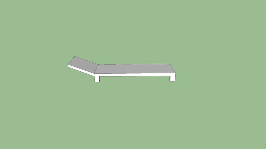 basic pool chair
