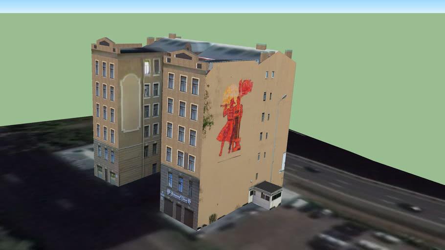 Приморский просп., 4, Санкт-Петербург, Россия