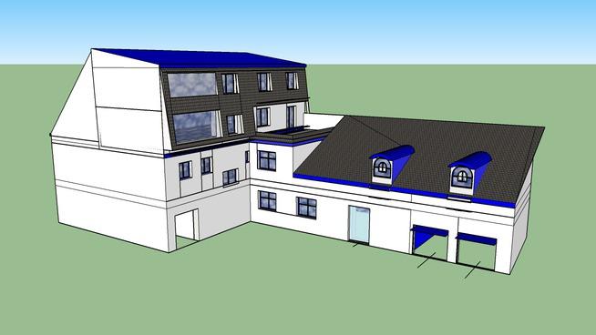 Budova CAD Studio