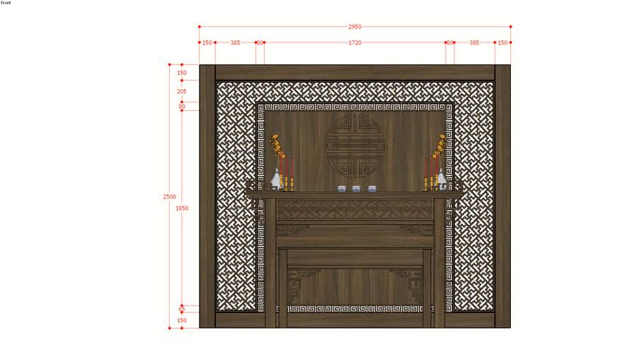bàn thờ 3