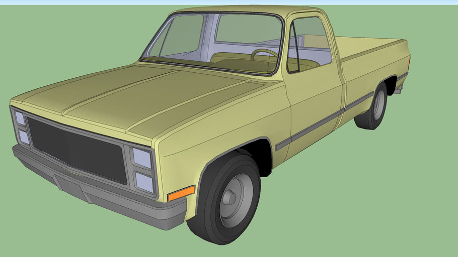 1985 GMC Truck (read description)