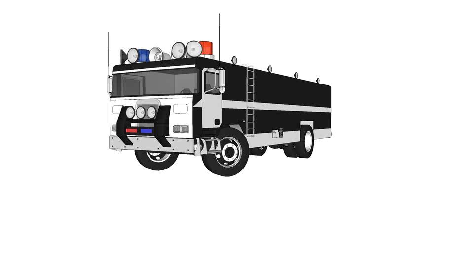 Edward Motor Company D-Star SWAT Van