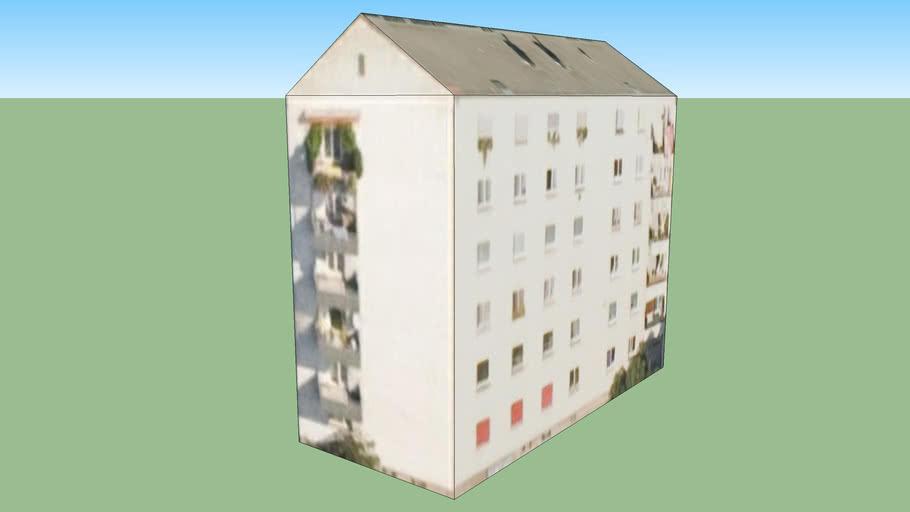 Budova na adrese Wien, 1010 Vídeň, Rakousko