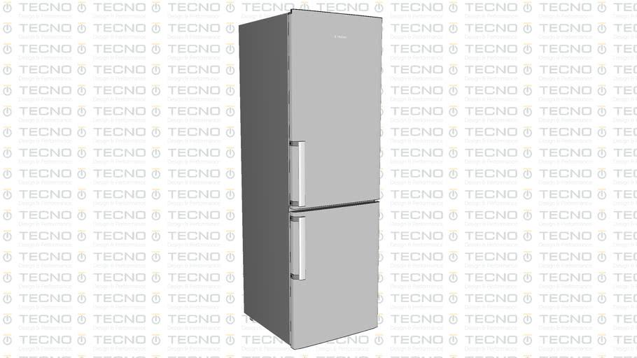 Refrigerador Bottom Freezer TECNO TR30BXDA - TECNO