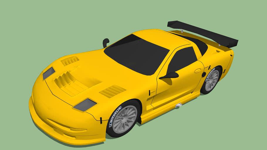 Chevrolet Corvette C5-R 2002