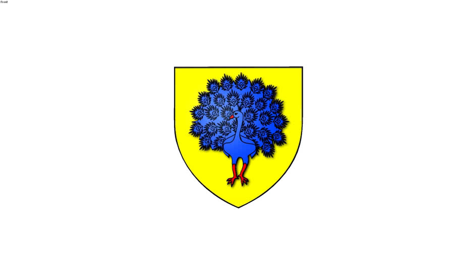 blason de la ville de Paray-le-Monial