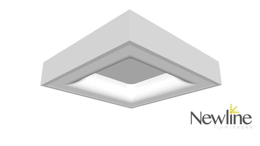 PLAFON NEW MASSU - 481LED