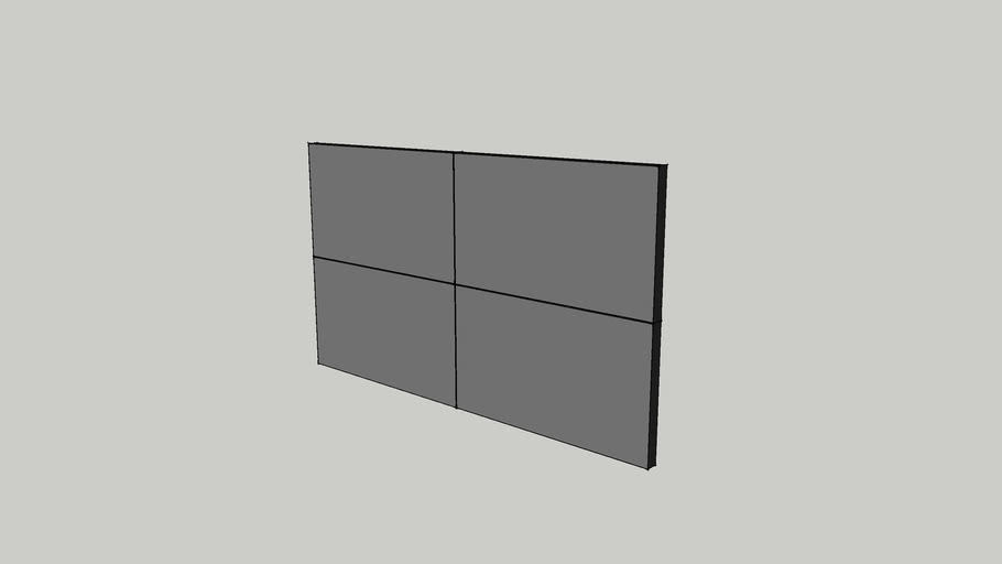 Video Wall LCD Planar